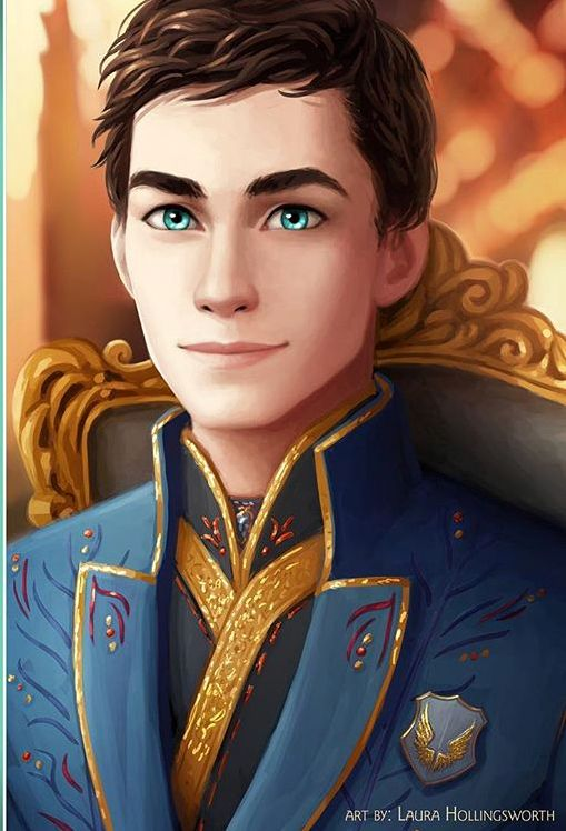 Fitz Art By Laura Hollingsworth Lost City Character Inspiration Character Art