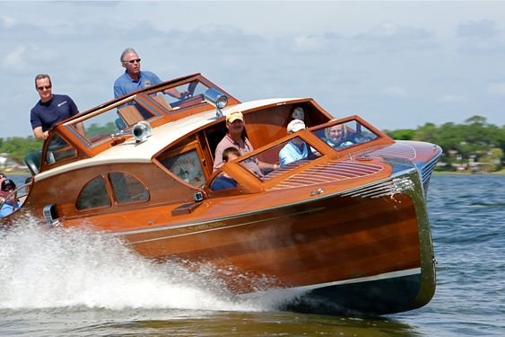 Aristo Craft | Classic Boat News / Woody Boater - via http://bit.ly/epinner