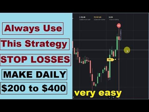 Binary Trading Strategy 2020 Best Signal Strategy 95 Win In