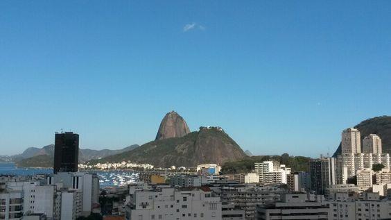 Pão de Açúcar em 01/12/14 às 17:25 (horário de verão) Rio de Janeiro - Brasil