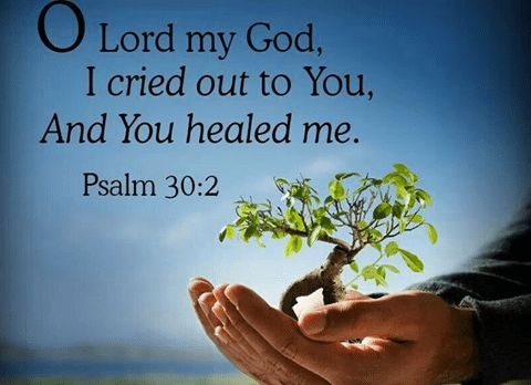 Image: 130 Bible Verses About Healing the Sick