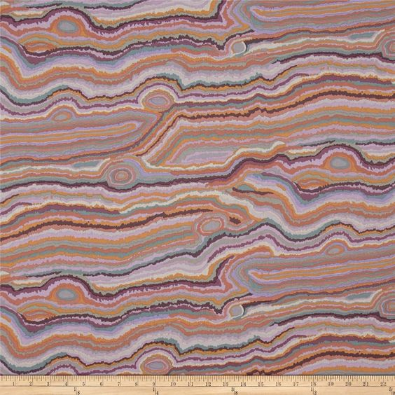 Kaffe Fassett Jupiter Grey   from @fabricdotcom  Designed by Kaffe Fassett for Free Spirit Fabrics in association with Westminster/Rowan, this cotton print is perfect for Quilting, Apparel, and Home Decor Fabrics. Kaffe Fassett is known for bold use of color and designs in his work that is sure to give your next project a pop of color! Colors include grey, brown, taupe, orange, and purple.