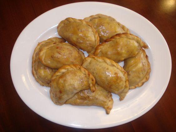 Empanadas argentinas: Salteñas