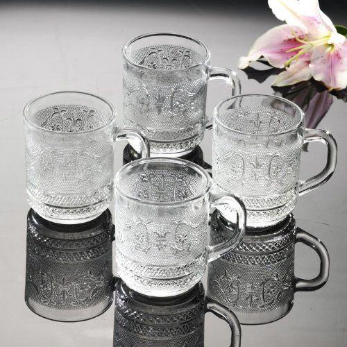 Set OF 24 Renaissance Coffee L Mug Studio Silversmith