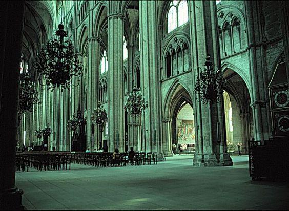 gothic architecture interior - Google Search