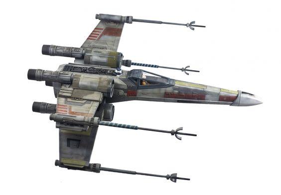 X-Wing Starfighter Episode IV-VI by Danumurthi Mahendra (Bandai 1:48)