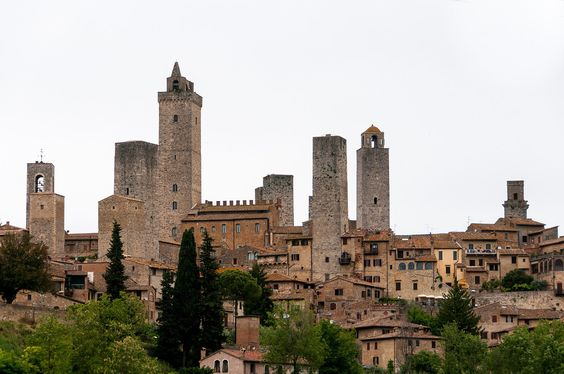 UNESCO World Heritage Site: Historic Centre of San Gimignano