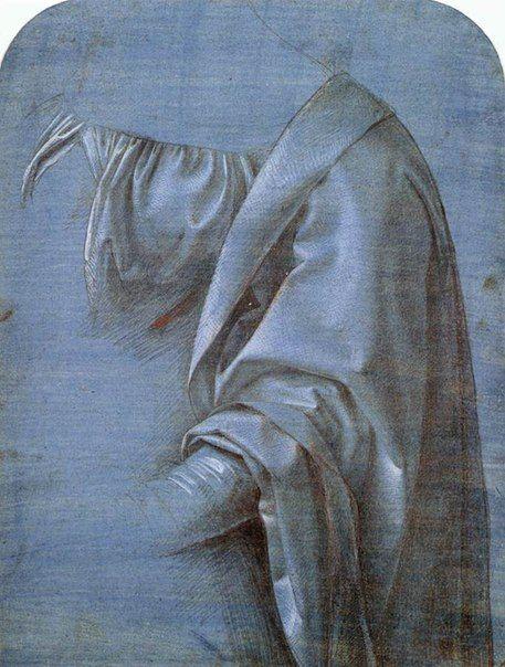 Draperies (Leonardo da Vinci).