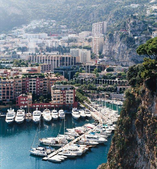 The Monte Carlo Beach Club Is The Epicenter Of Monaco S Daytime Social Scene Luring Guests From Al Beautiful Places To Travel Places To Travel Places To Visit