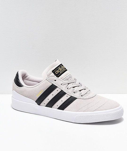 zapatos negros adidas