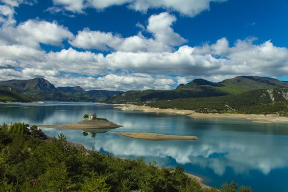 Lac Savines by Yerom Inarejos on 500px