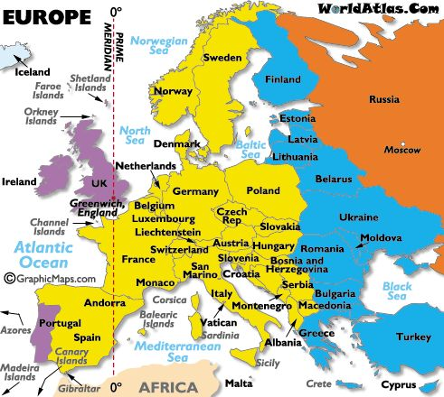 Current Map Of Europe Countries Google Search Travel Maps Of - Sweden time zone map