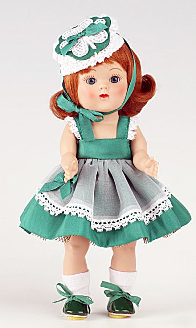 Vogue Patty Vintage Repro Ginny Doll 2011