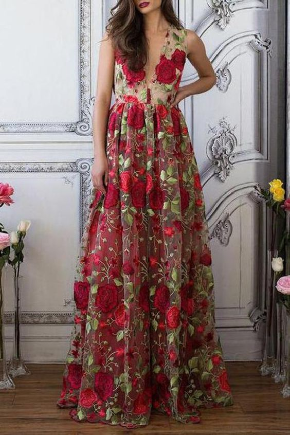 Boho Chic Maxi Dresses Uk