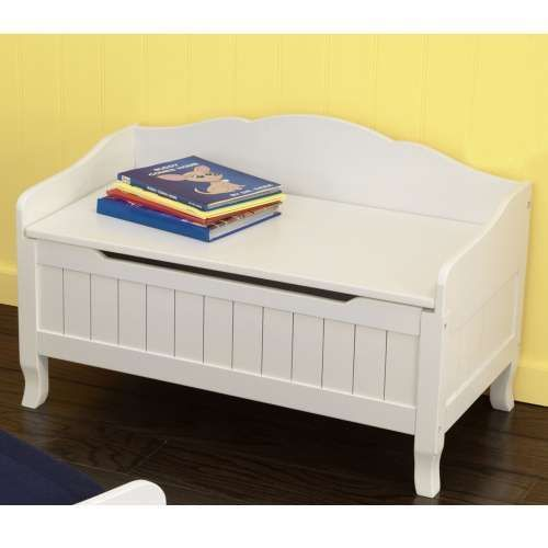 Kids Storage Bench Furniture Toy Box Bedroom Playroom: Fantastic Beasts And Where To Find Them Blu-ray/DVD