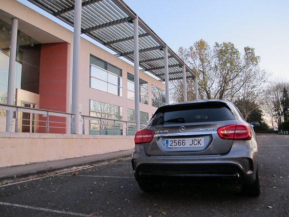 Mercedes Benz GLA 45AMG 4matic en Miramón