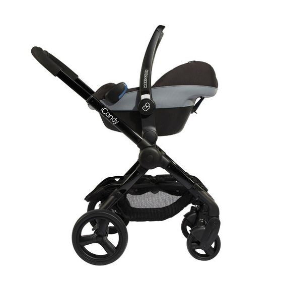 compatible with the maxi cosi cabrio pebble shown in image and the besafe izigo infant. Black Bedroom Furniture Sets. Home Design Ideas
