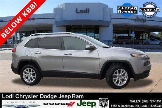 Sport Utility 2016 Jeep Cherokee Fwd Latitude With 4 Door In Lodi Ca 95240 2016 Jeep Jeep Cherokee Fwd