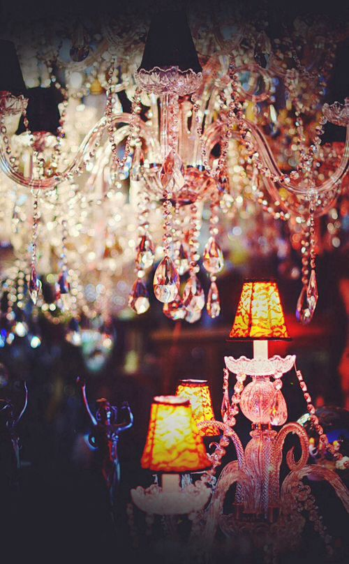 #beautiful #chandelier #love #homedeco