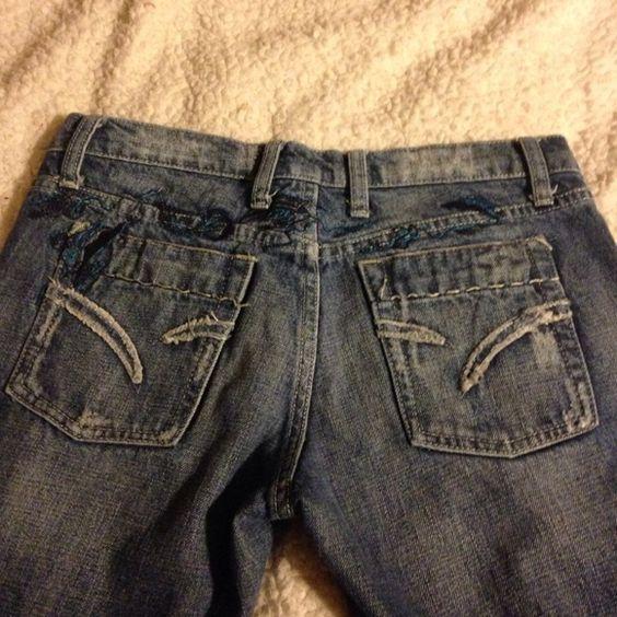 Vintage Joe's jeans Super cute!!! Worn a few times Joe's Jeans Jeans Flare & Wide Leg