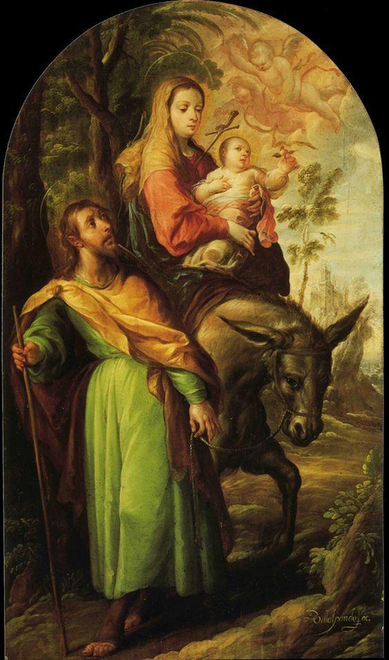 Cristóbal De Villalpando Santo Domingo México Cristobal De Villalpando Arte Novohispano Cuadros De Cristo