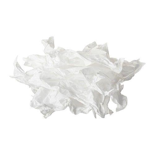 KRUSNING white, Pendant lamp shade, 85 cm IKEA | Pendant