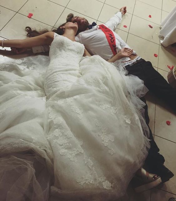 Quiero casarme con vosotros cada fin de semana