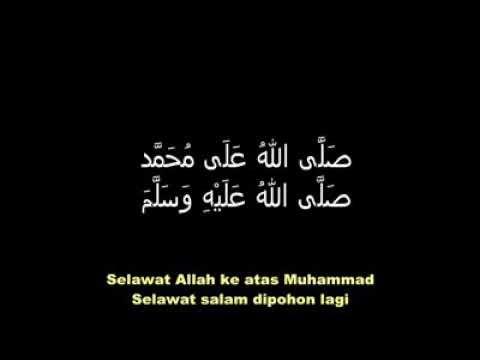 Selawat Nabi Marhaban Quran Quotes Inspirational Quran Quotes Beautiful Quran Quotes