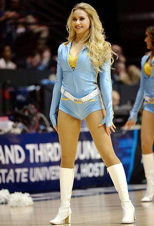 UCLA Bruins cheerleader   UCLA   Pinterest   Ucla bruins