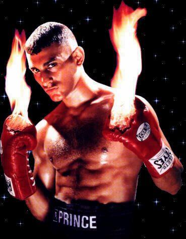 Nov 96 - Prince Naseem Hamed vs Remigio Molina in Manchester.  (Loved a bit of Nas)! #Boxing
