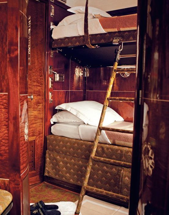 The 5 Most Luxurious Train Rides In The World Buckets