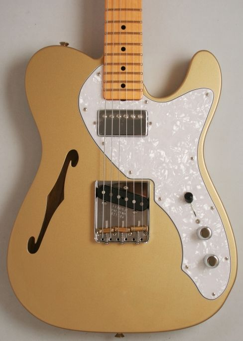 telecaster thinline fender custom shop and fender guitars. Black Bedroom Furniture Sets. Home Design Ideas