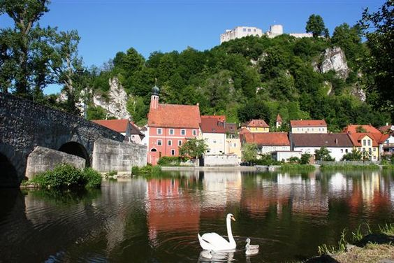 Bayerischer Jura - Landkreis Regensburg - www.landkreis-regensburg.de
