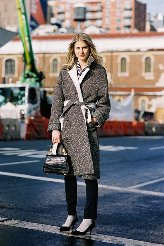 Outfit Inspiration: The Oversize Coat