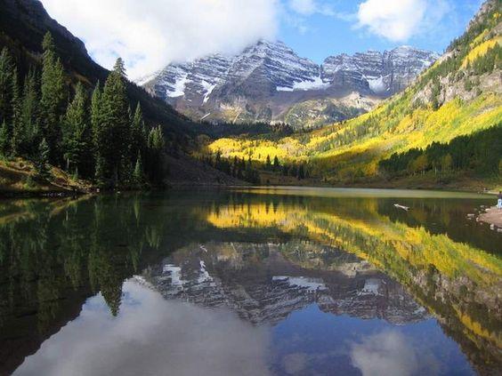 The beauty of Colorado.