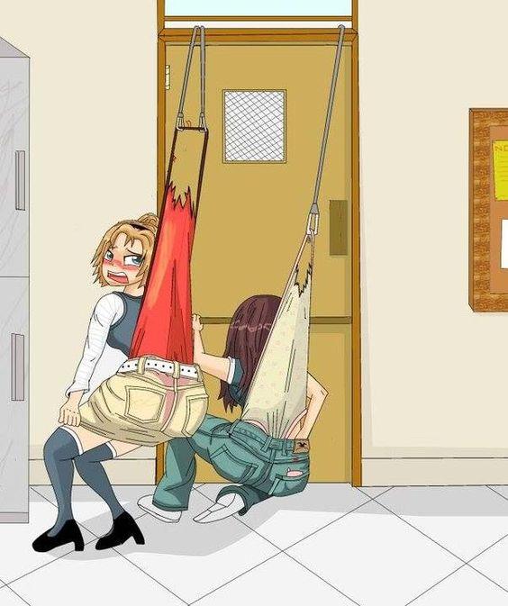 School Wedgies  Wedgie Girls  Pinterest  Schools-5611