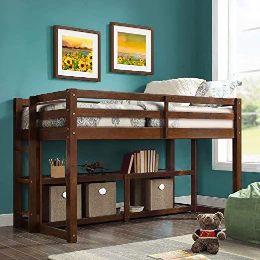 59e26dcfb3e91925ba14cb761ecb9711 - Better Homes And Gardens Loft Bed With Spacious Storage Shelves