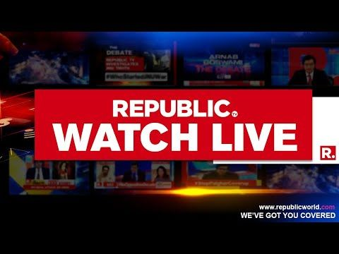 Live Tv 24x7 Latest News In English Breaking News Live India News Republic Tv Live Youtube In 2020 Live Tv Live News English News