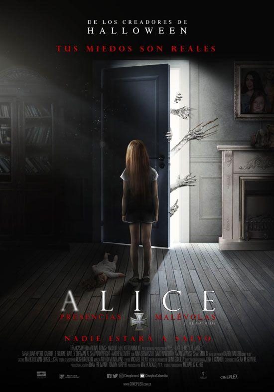 2017 Alice Presencias Malevolas Col Tt6089700 Peliculas Cine Halloween