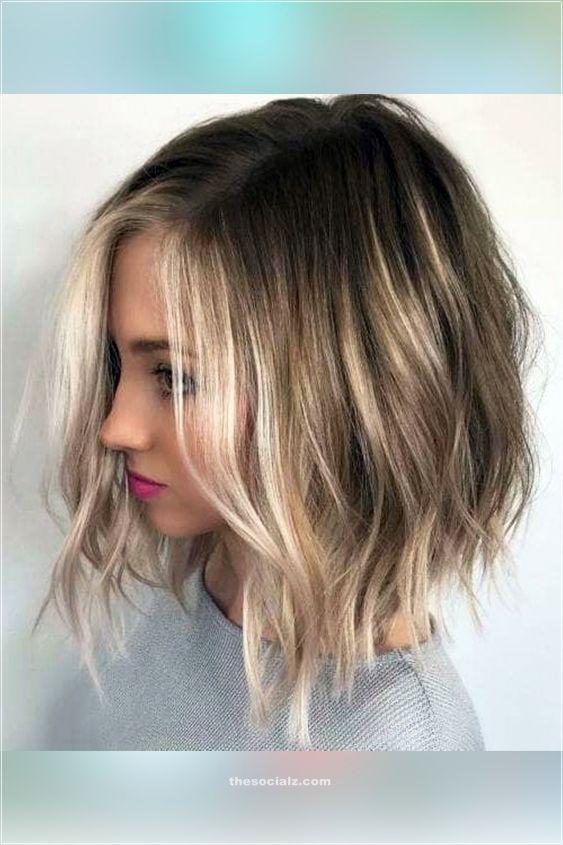 45 Short Blonde Hair Color Ideas In Women Hair Styles Long Bob Hairstyles Short Hair Color
