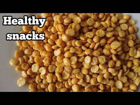 Chana Dal Namkeen Recipe Fried Chana Dal Recipe In Tamil