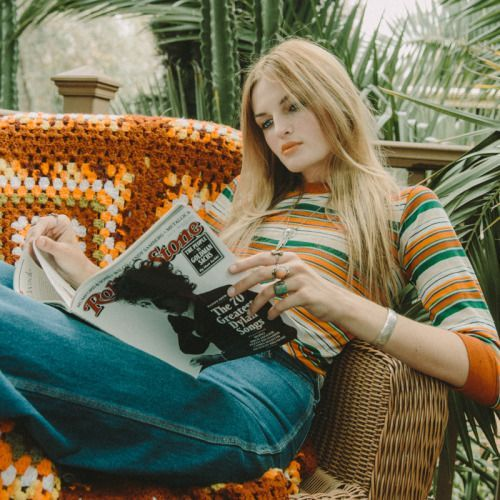 bellaandchloe:  Bella & Chloe x Stoned Immaculate Vintage By Melodi Meadows x Asher Moss | Desert Lily Vintage |