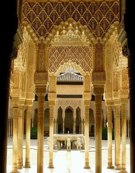 Alhambra - Granada Spain: Alhambra, Beautiful Places, Granada Spain, Granada Alhambra, Alhambra Spain, Patio De, Places I Ve