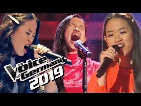 Gonanissima Best Of Claudia Emmanuela Santoso The Voice Of G The Voice Kids Singing Favorite Tv Shows