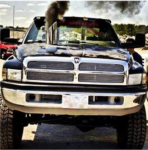 E Ford Power Stroke Diesel Performance Truck Lifted Wheels Chipped
