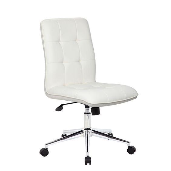 **My first choice**   Boss Modern Ergonomic Office Chair Overstock.com