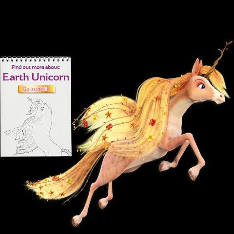 Mia and me earth unicorn  o mundo da mia  Pinterest  Unicorns