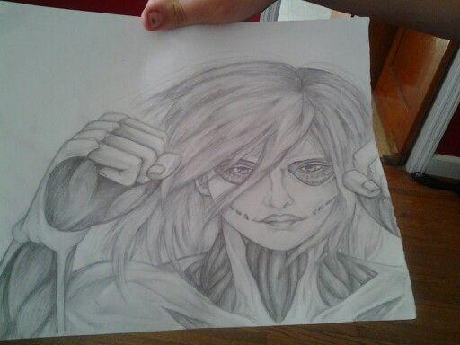 Saras female titan