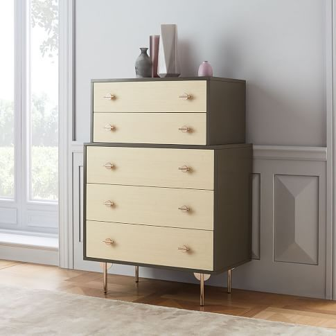 Greta 6 Drawer Dresser West Elm Discount Bedroom Furniture Wardrobe Furniture Affordable Furniture Stores