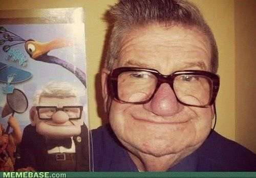 Up! Might be one of the best movies ever made!!!